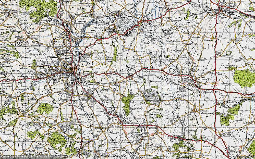 Arkwright Town, 1947