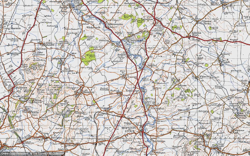 Armscote, 1946