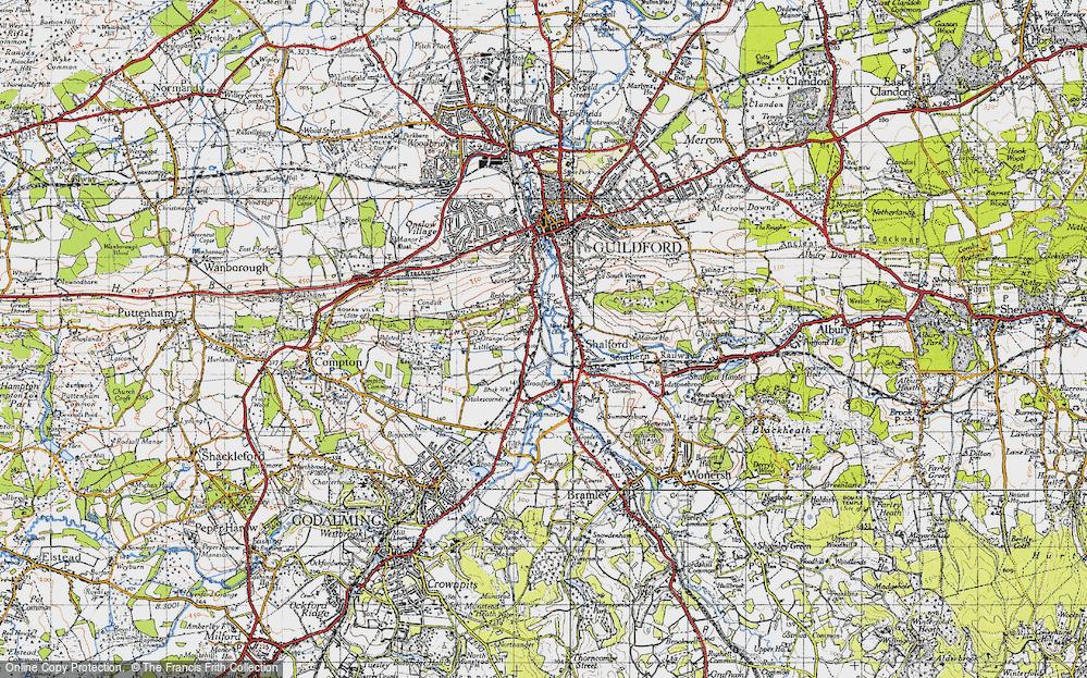 Artington, 1940