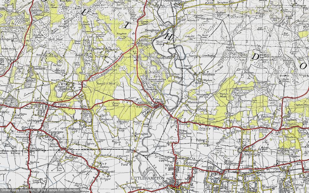 Arundel, 1940
