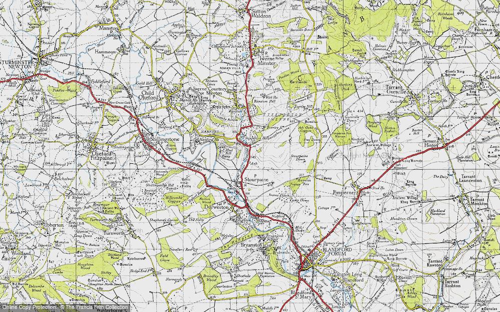 Ash, 1945