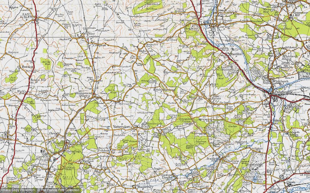Ashampstead, 1947