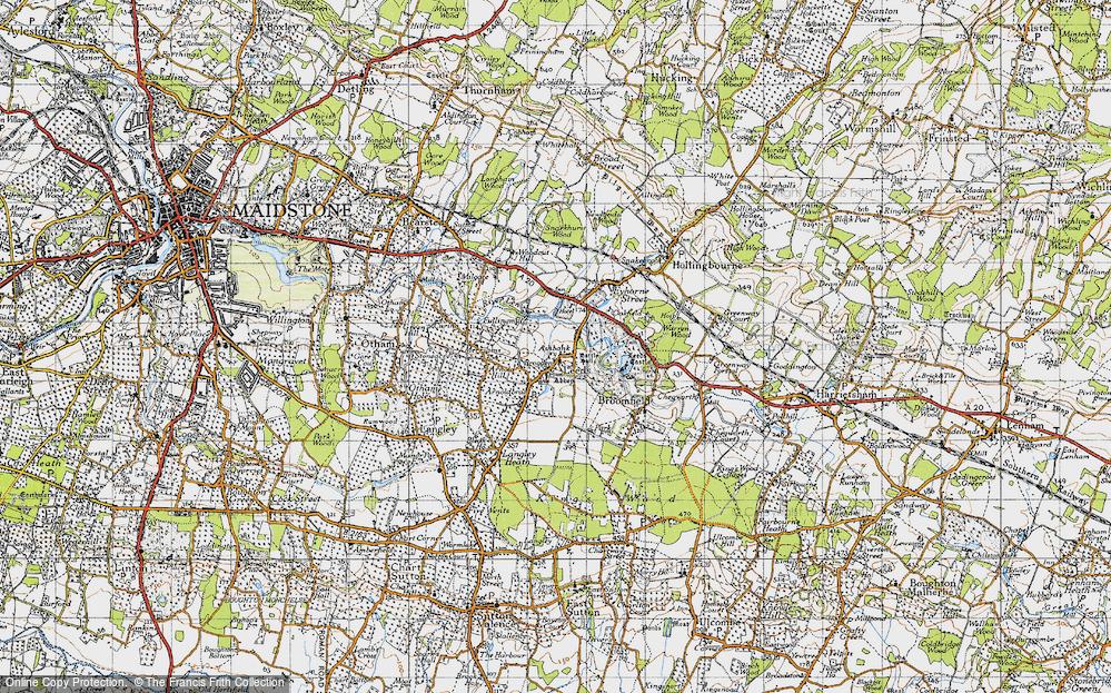 Ashbank, 1940