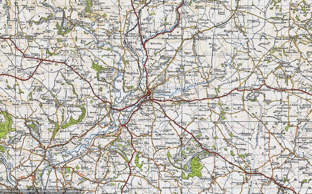 Ashbourne, 1946