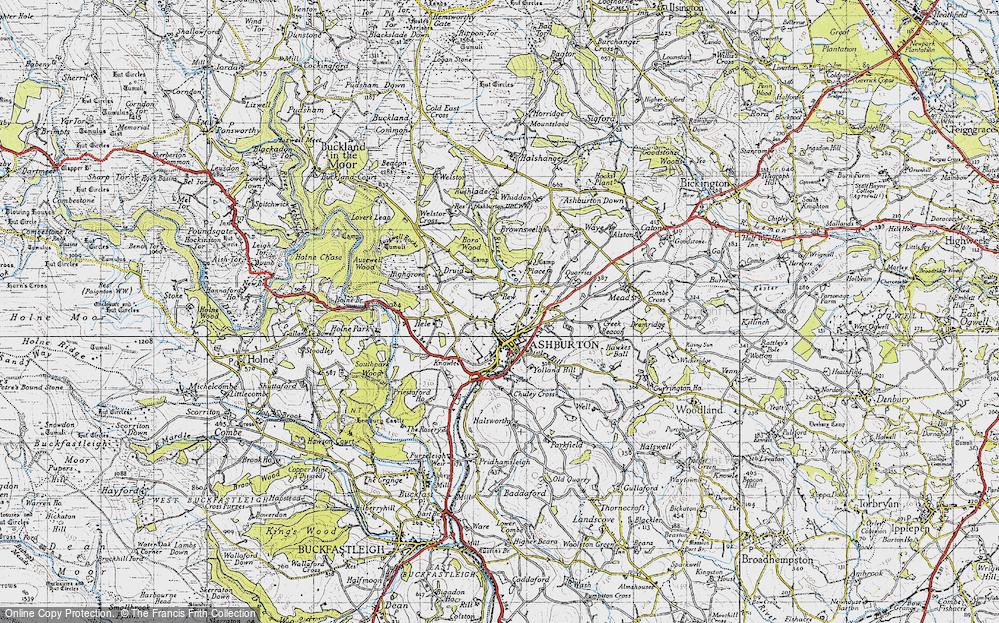 Ashburton, 1946