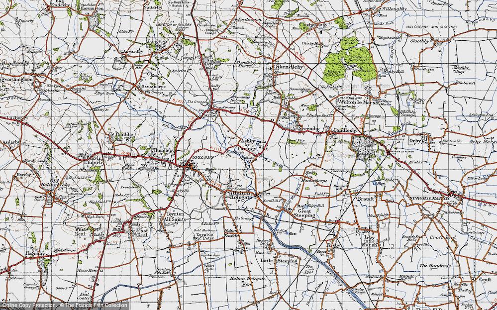 Ashby by Partney, 1946