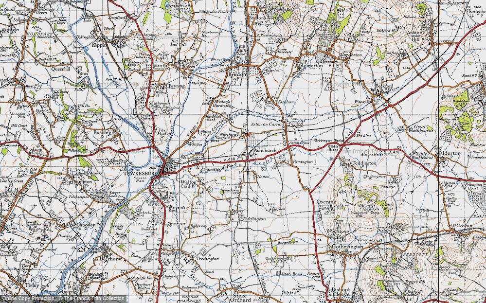 Ashchurch, 1946