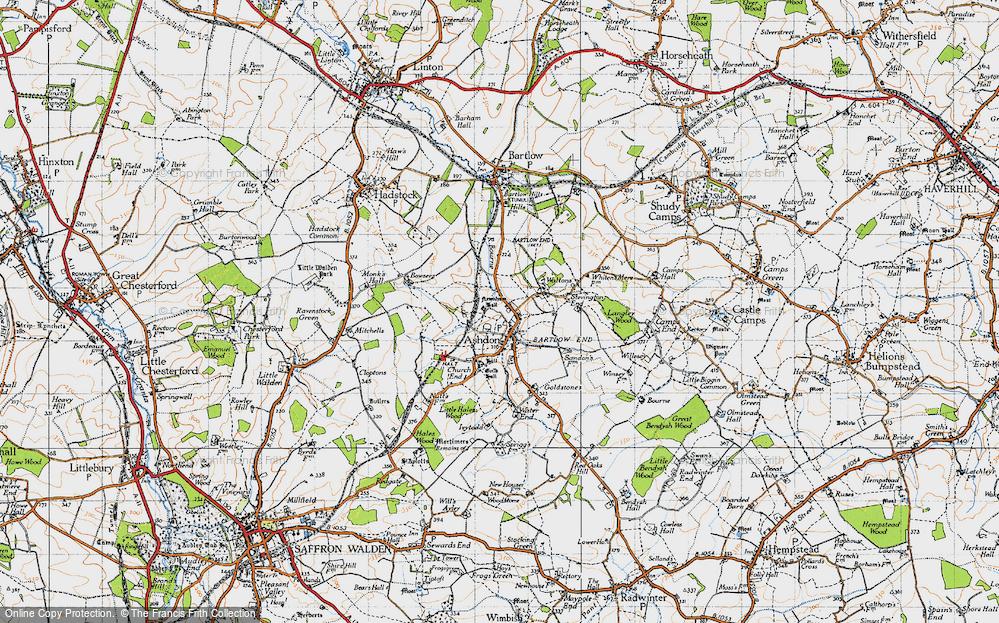 Ashdon, 1946