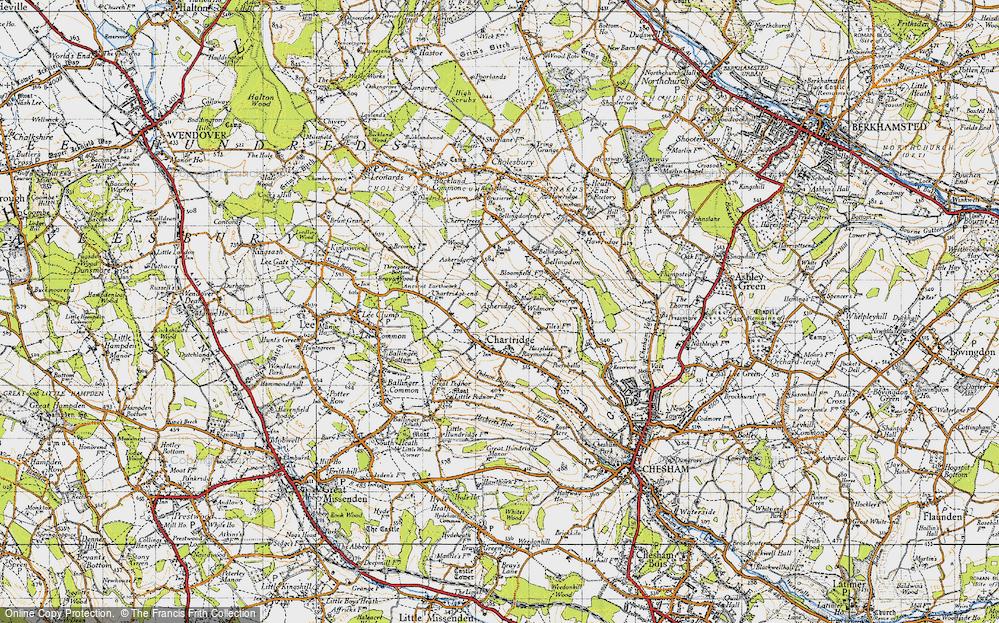 Asheridge, 1946