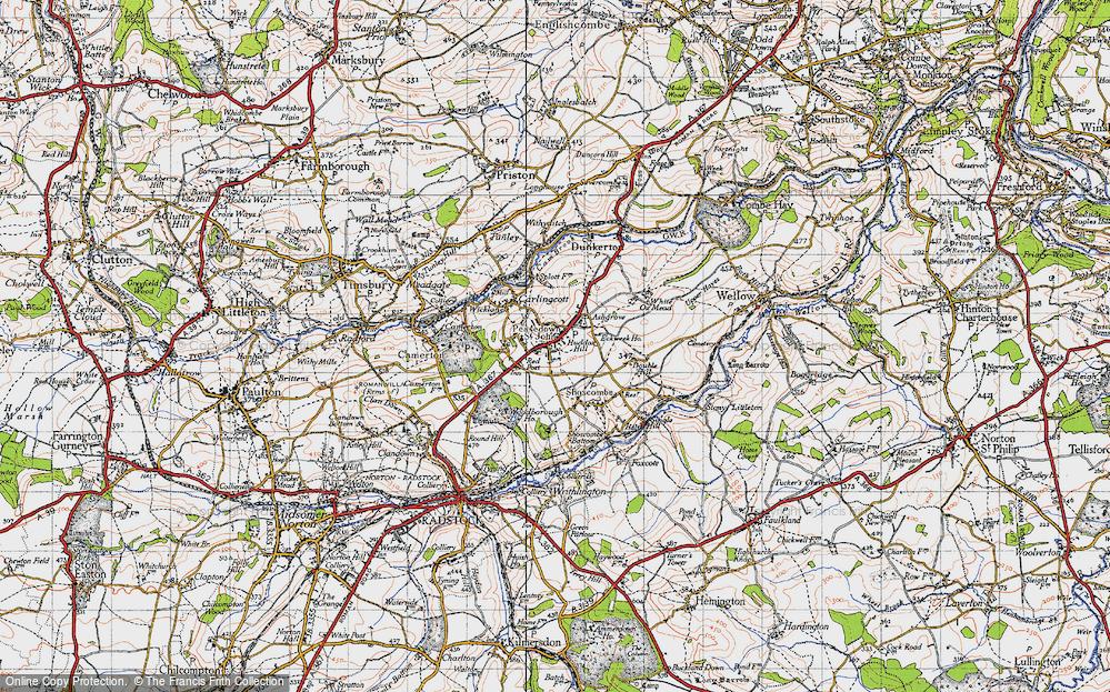 Ashgrove, 1946