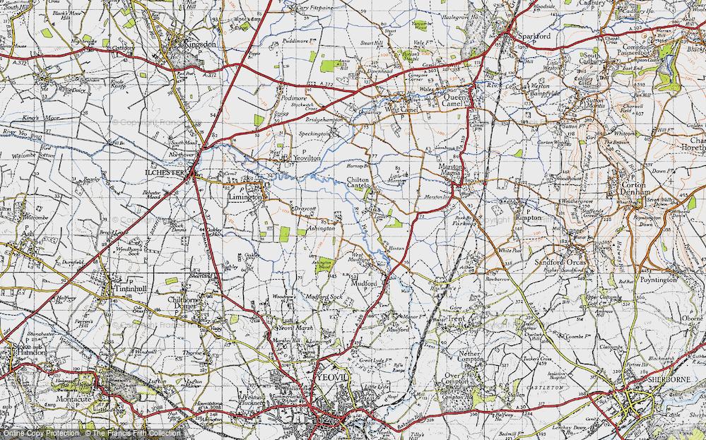 Ashington, 1945