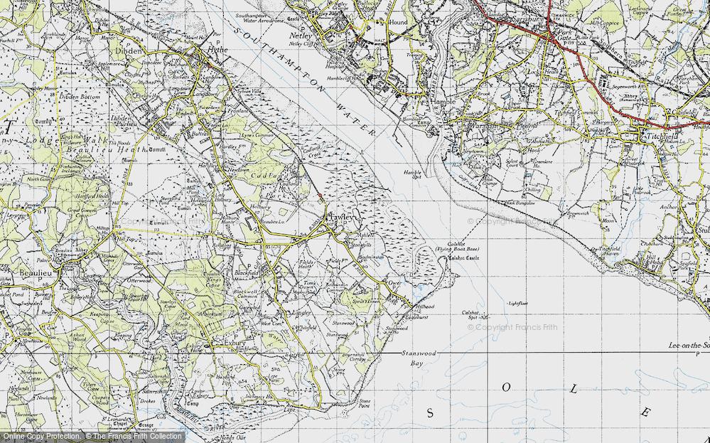 Ashlett, 1945