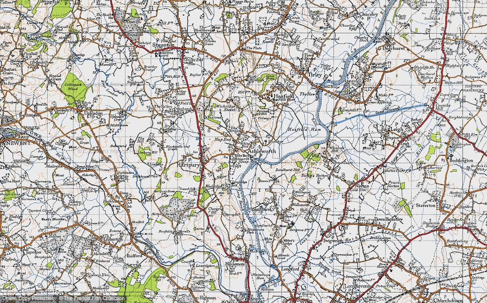 Ashleworth, 1947
