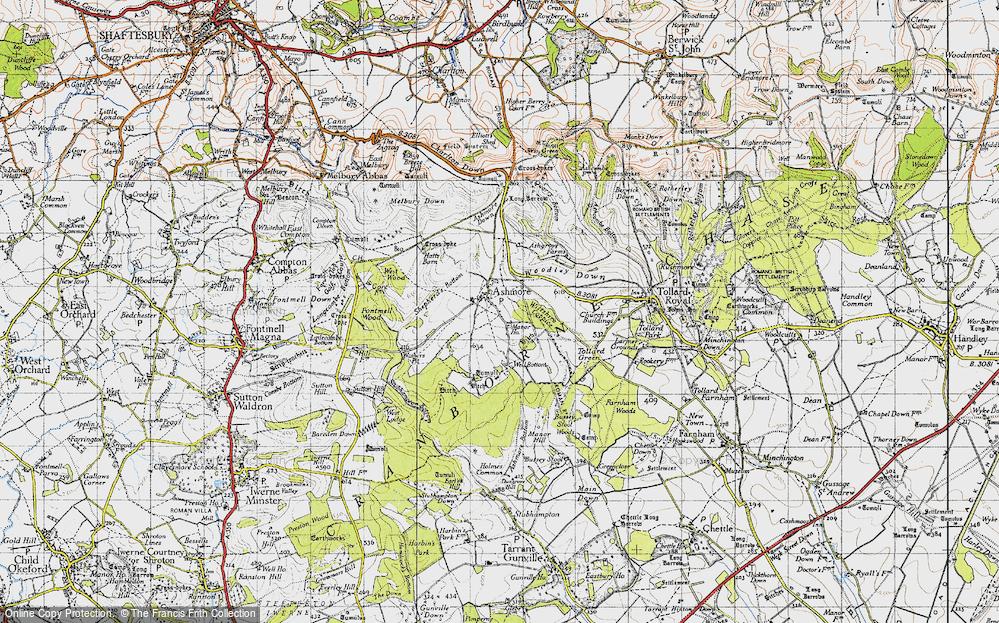 Ashmore, 1940