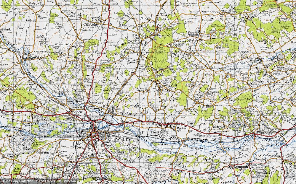 Ashmore Green, 1945