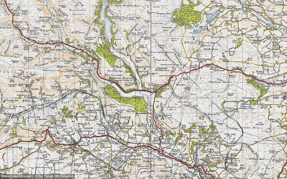 Ashopton, 1947