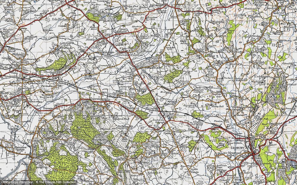 Ashperton, 1947