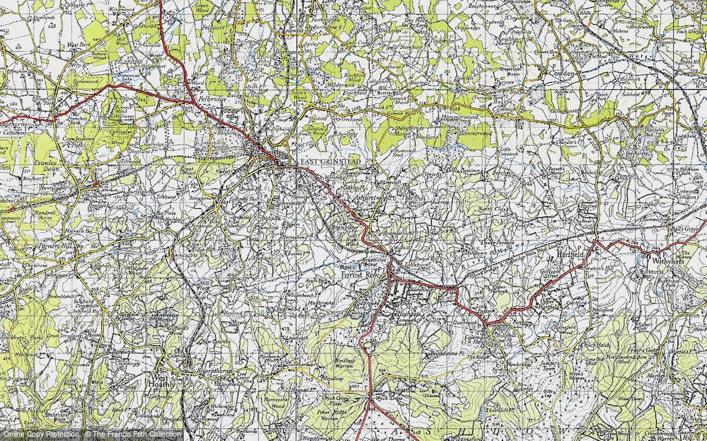 Ashurst Wood, 1946