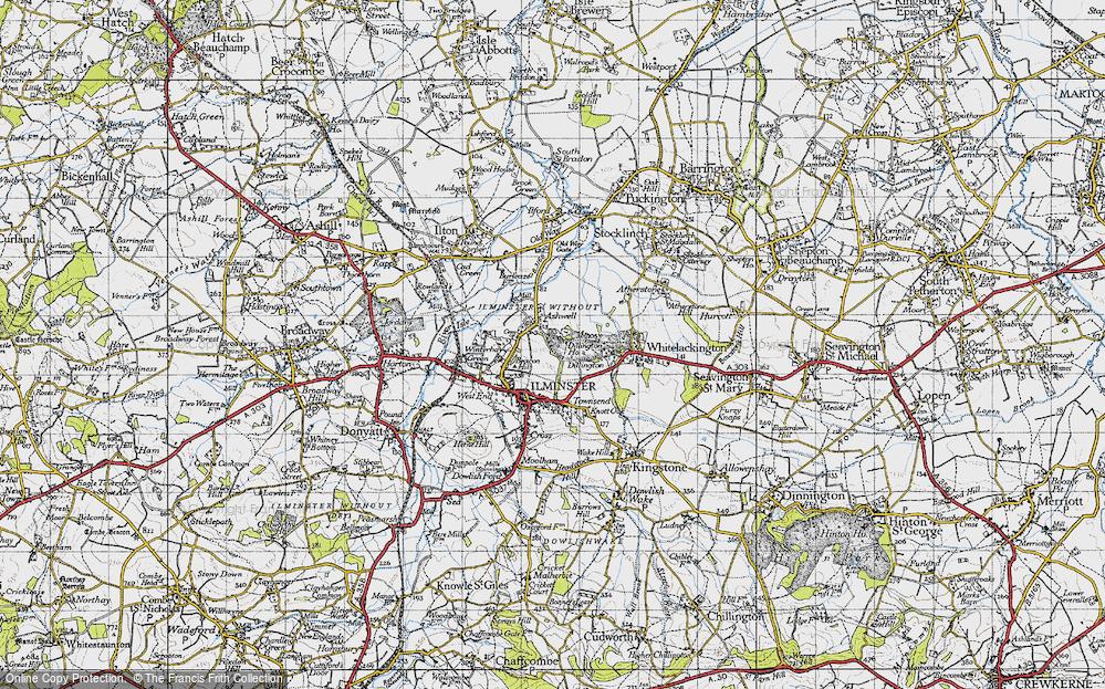 Ashwell, 1945