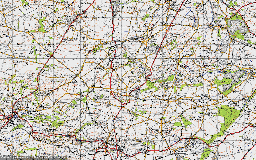 Ashwick, 1946