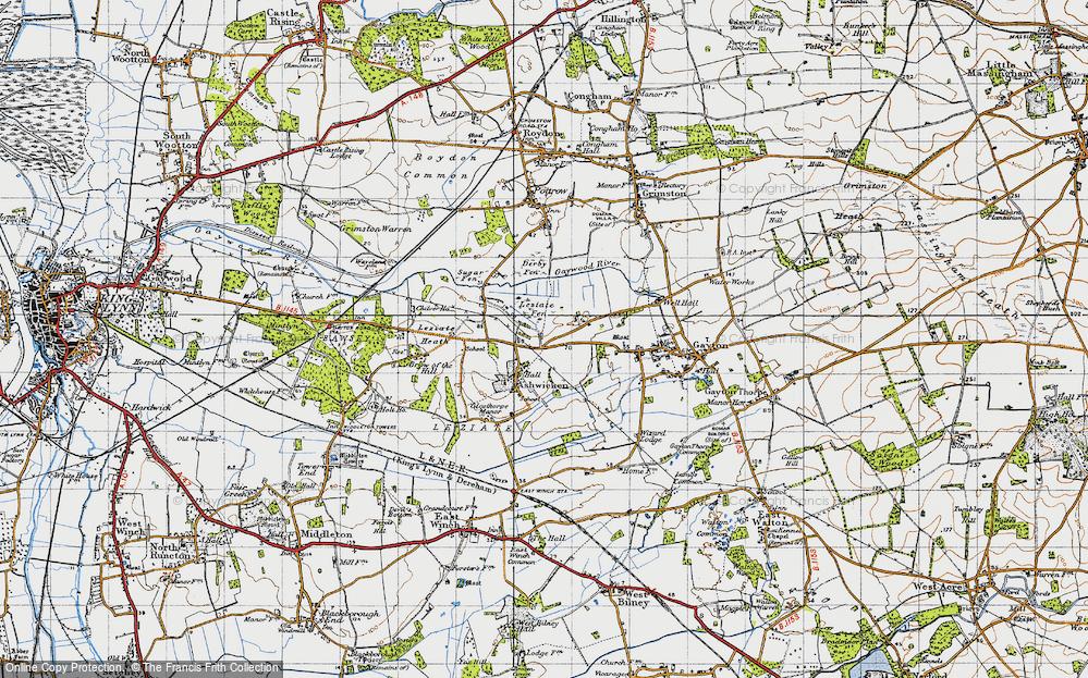 Ashwicken, 1946