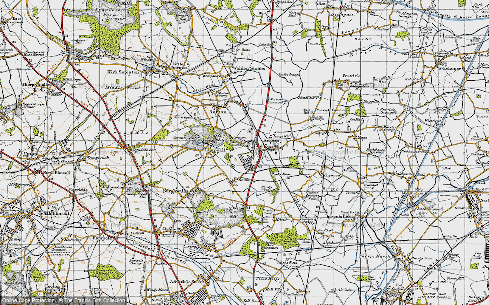 Askern, 1947