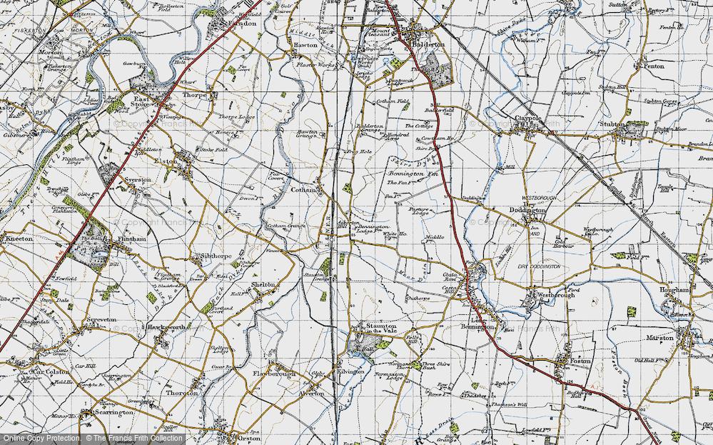 Askerton Hill, 1946