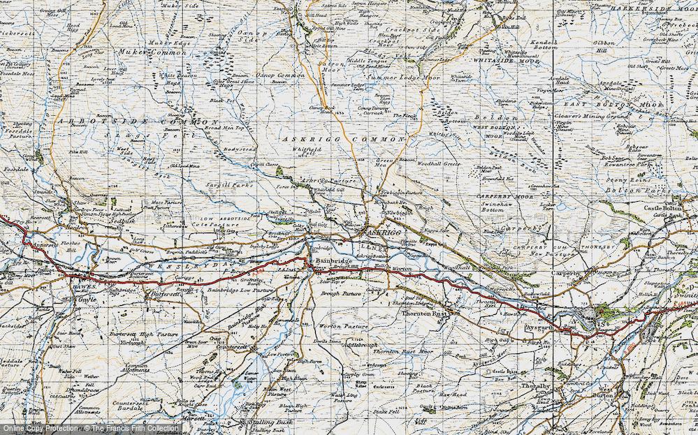 Askrigg, 1947