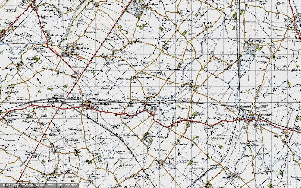 Aslockton, 1946