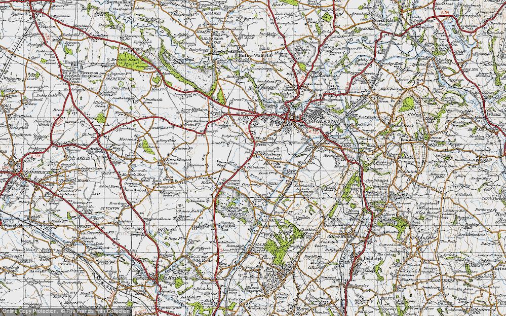 Astbury, 1947