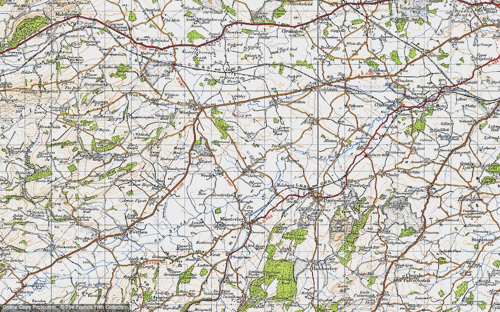 Asterley, 1947