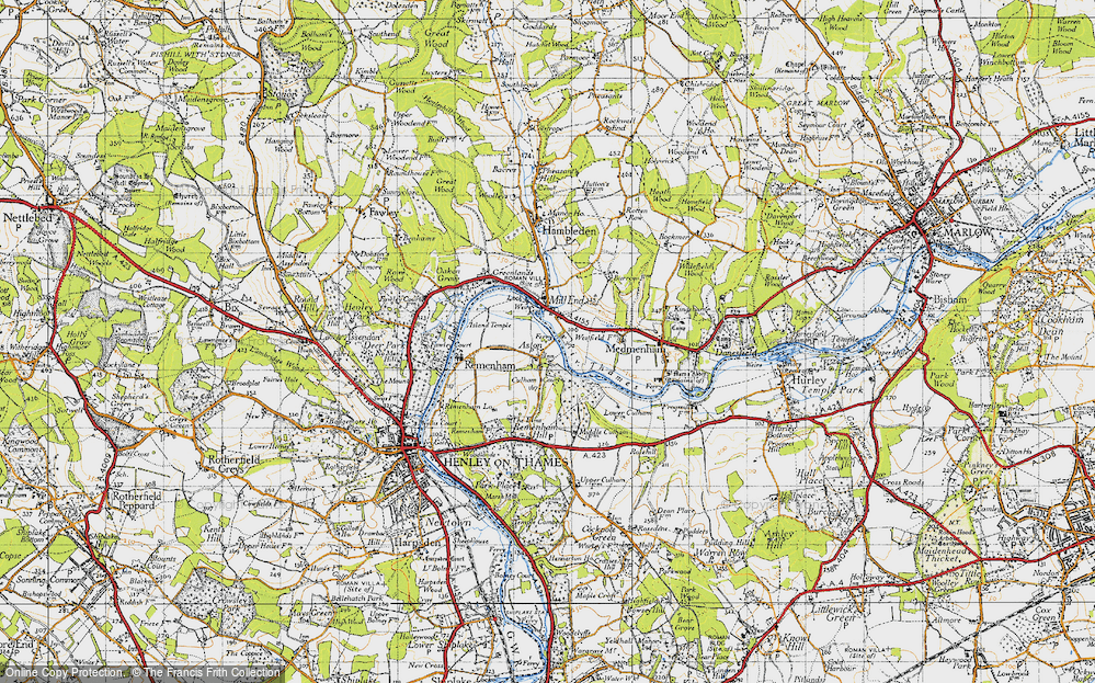 Aston, 1947