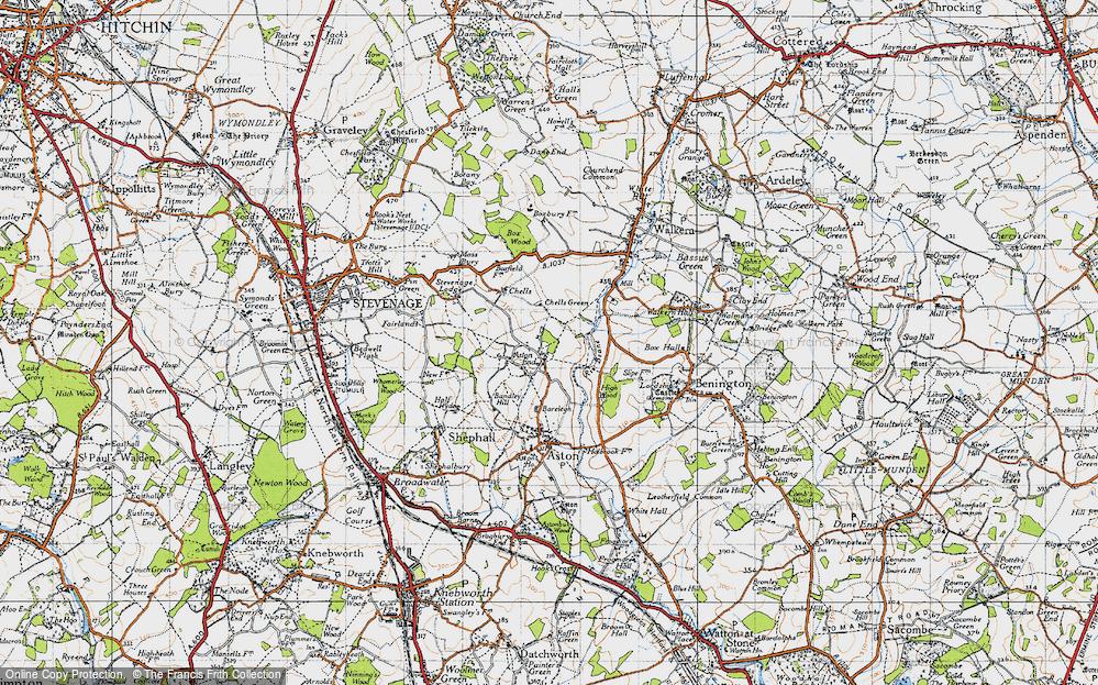 Aston End, 1946