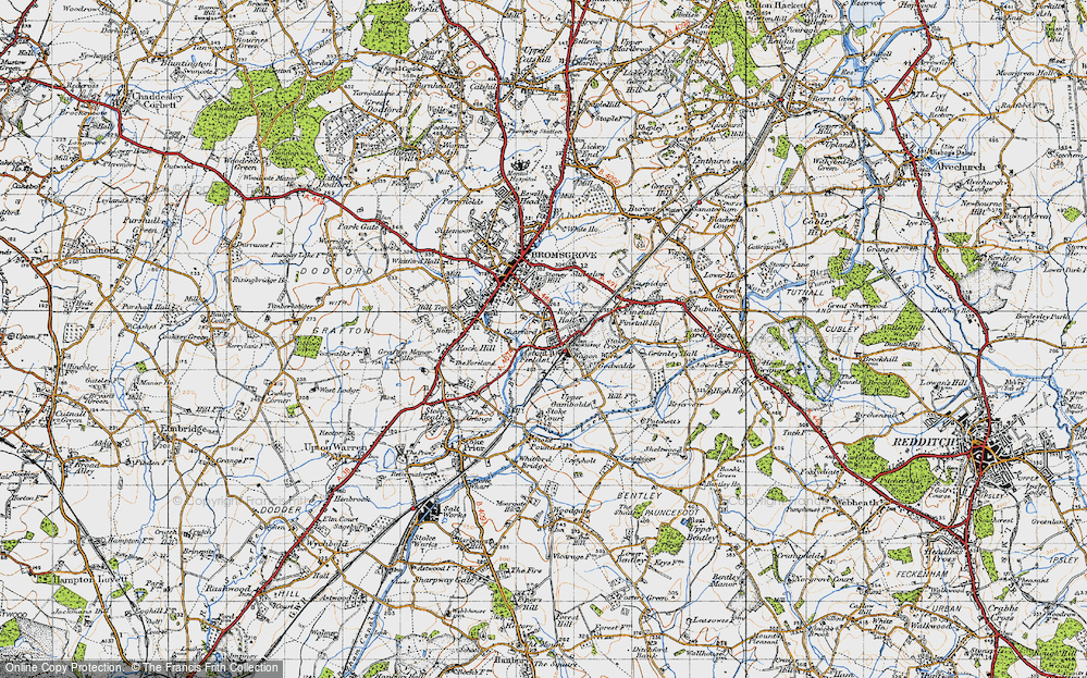 Aston Fields, 1947