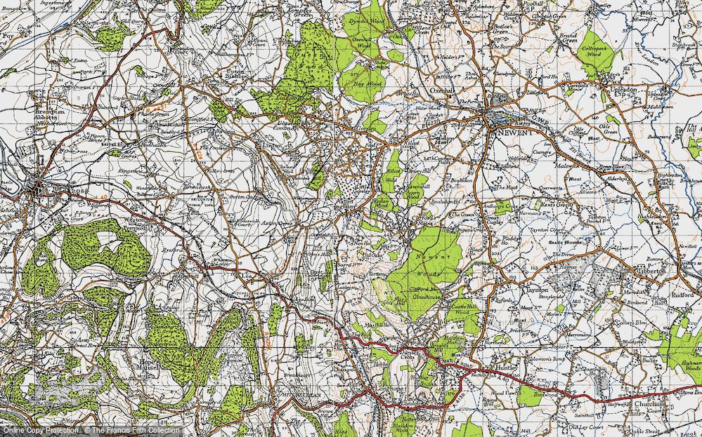 Aston Ingham, 1947
