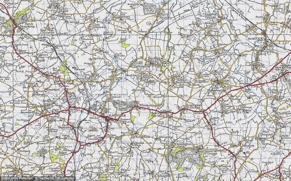 Atherstone, 1945