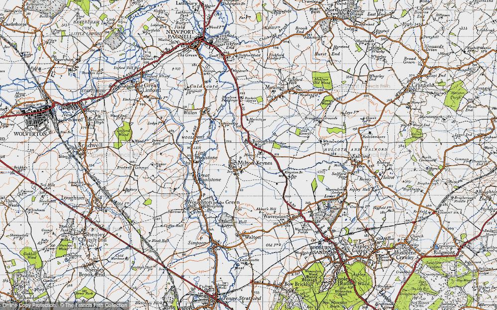 Atterbury, 1946
