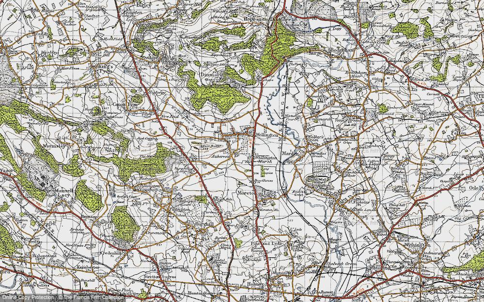 Auberrow, 1947