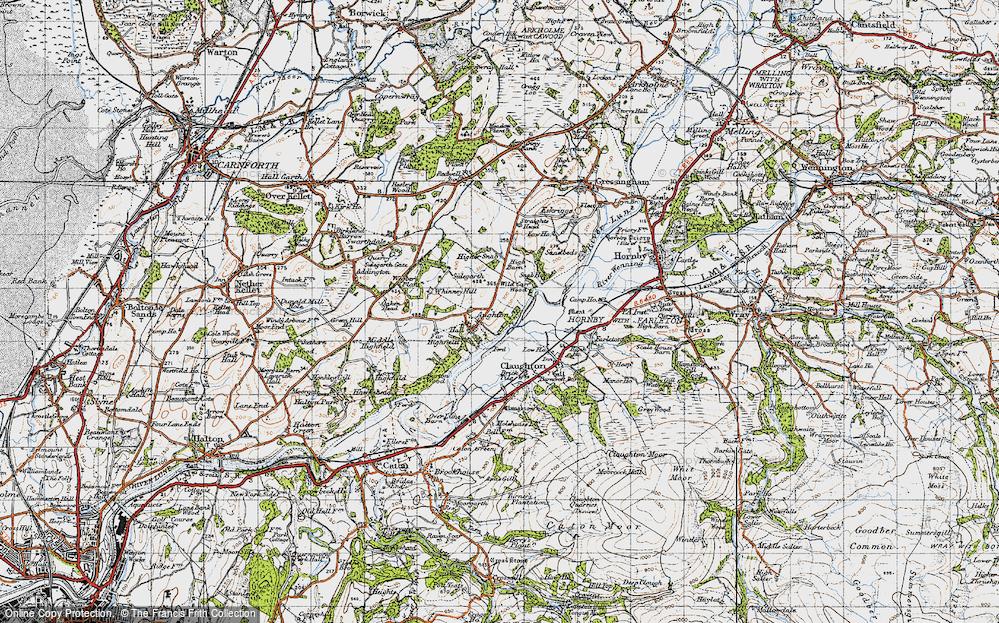 Aughton, 1947