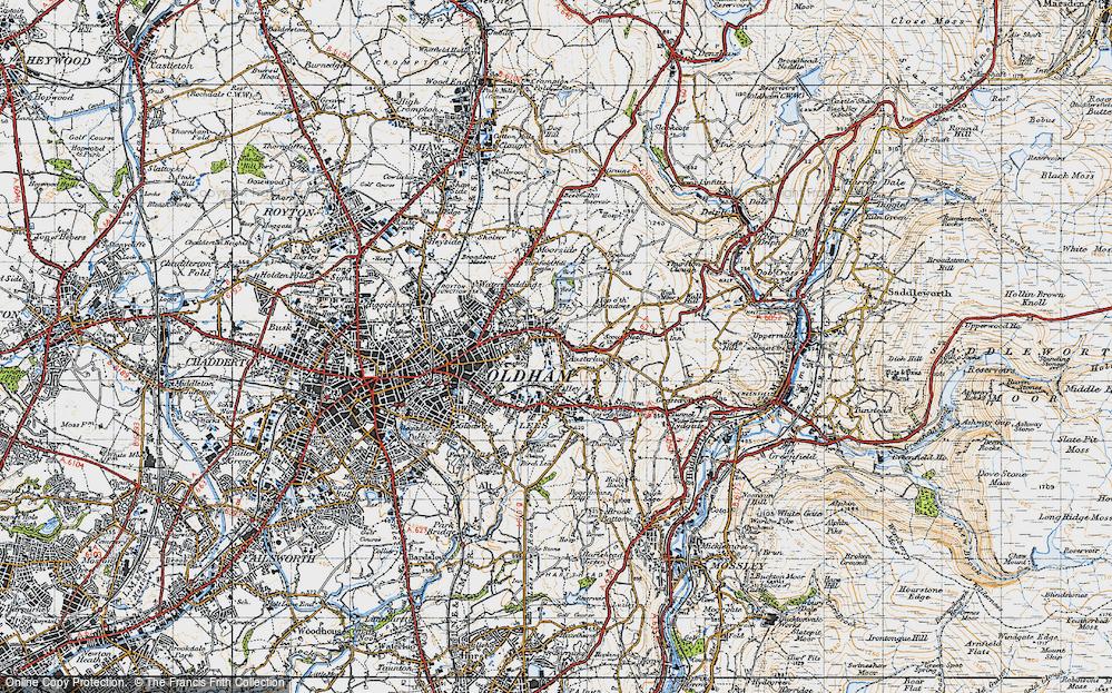 Austerlands, 1947