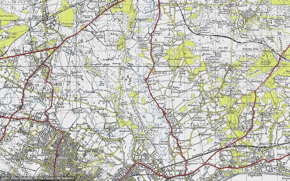Avon, 1940