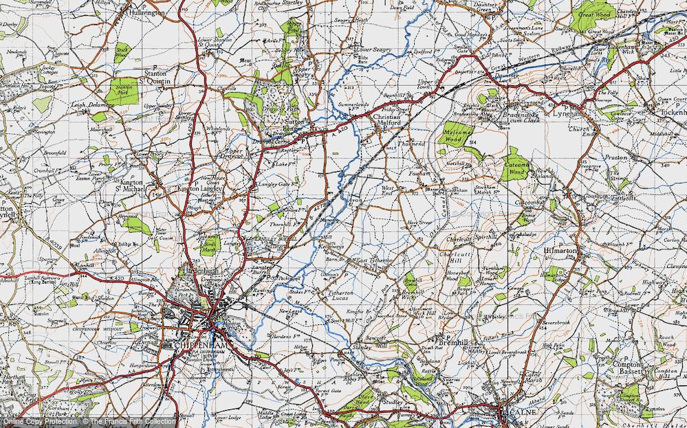Avon, 1947