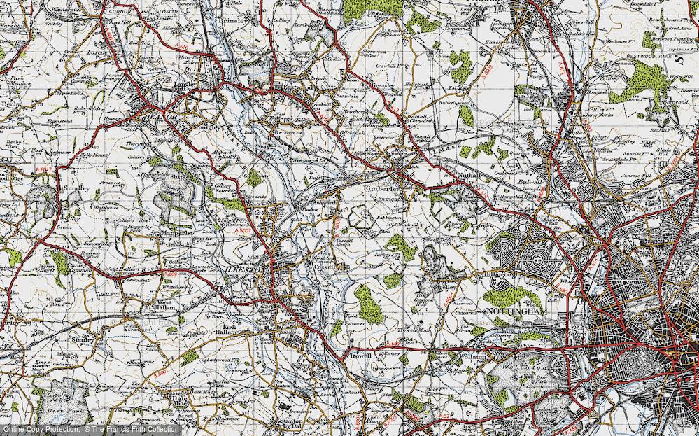 Awsworth, 1946