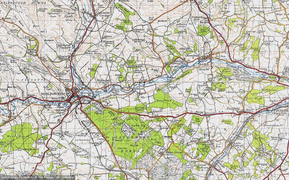 Axford, 1940