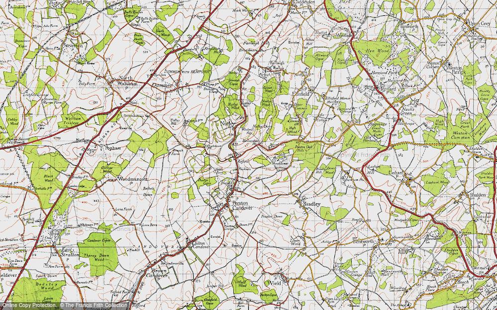Axford, 1945