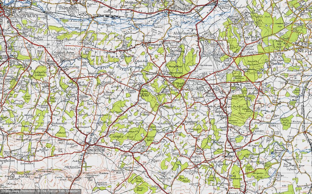 Axmansford, 1945