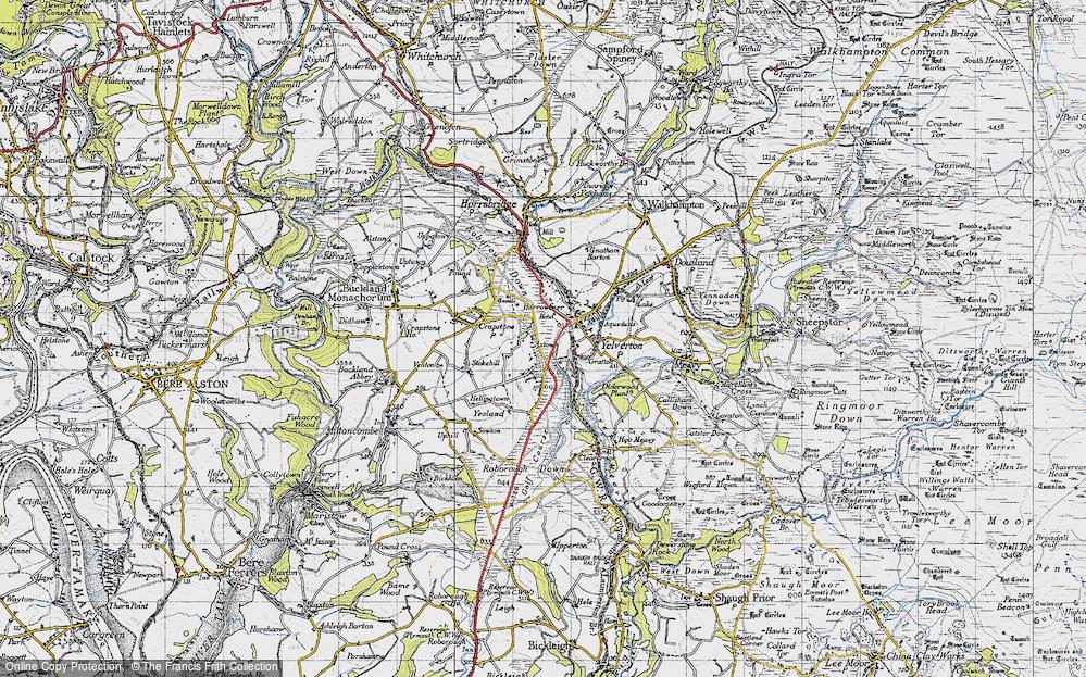 Axtown, 1946