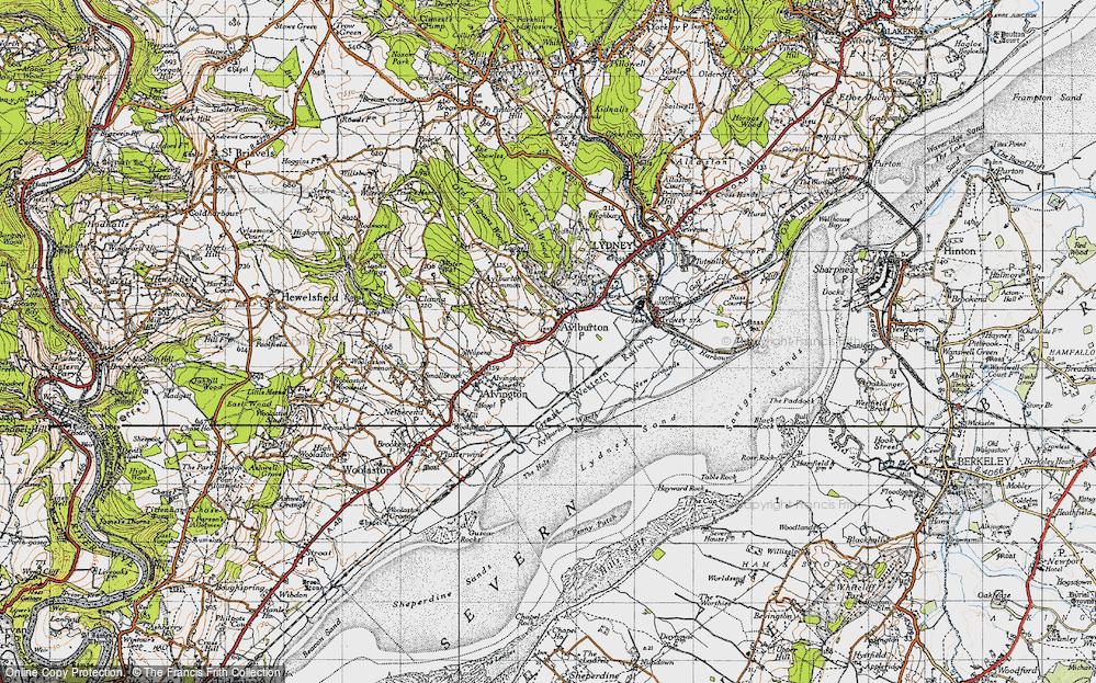 Aylburton, 1946
