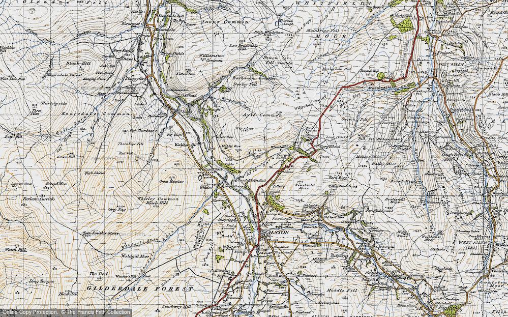 Ayle, 1947