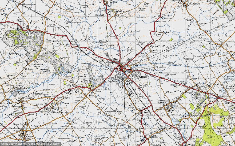 Aylesbury, 1946